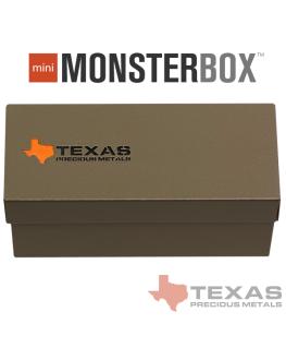 Buy 2015 Texas Silver Round Mini-Monster Box (250 ozs)