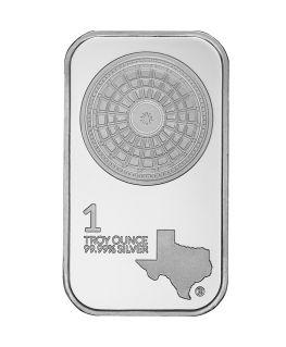 Buy 1 oz Texas Silver Bar