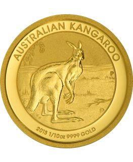 Buy 1/10 oz Australian Gold Kangaroos (Any Year)