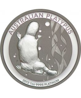Buy Australian Platinum Platypus (Perth Mint)