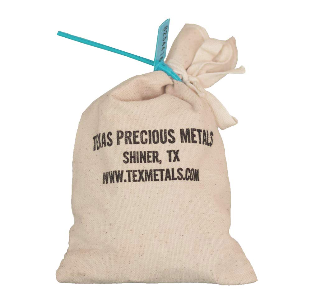Buy 90% Junk Silver Bags - Dimes/Quarters ($100 Face, 71.5 ozs Silver)