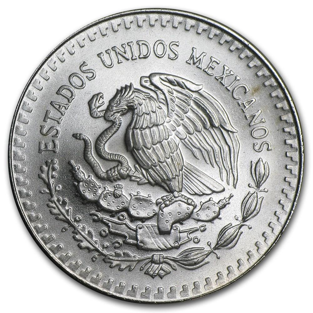 Mexican 1 oz Silver Libertad Coin (Random Year)