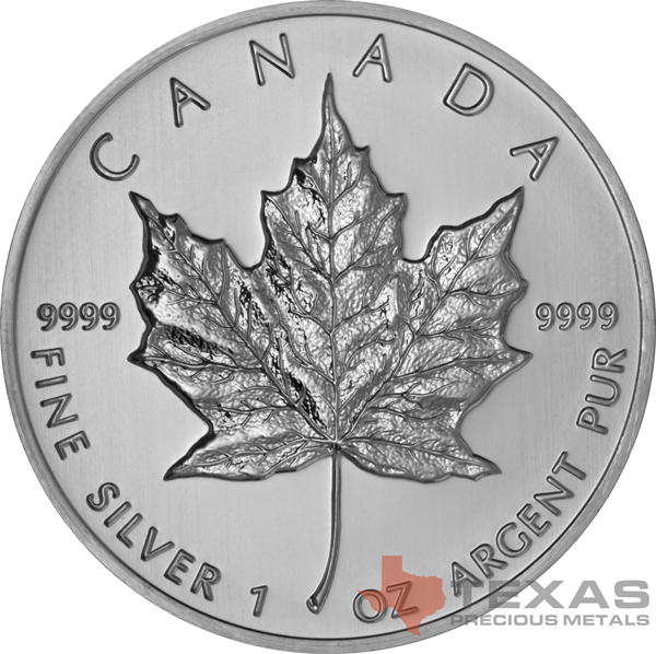 Buy Canadian Silver Maple Leaf Monster Box (Sealed, Any Year)
