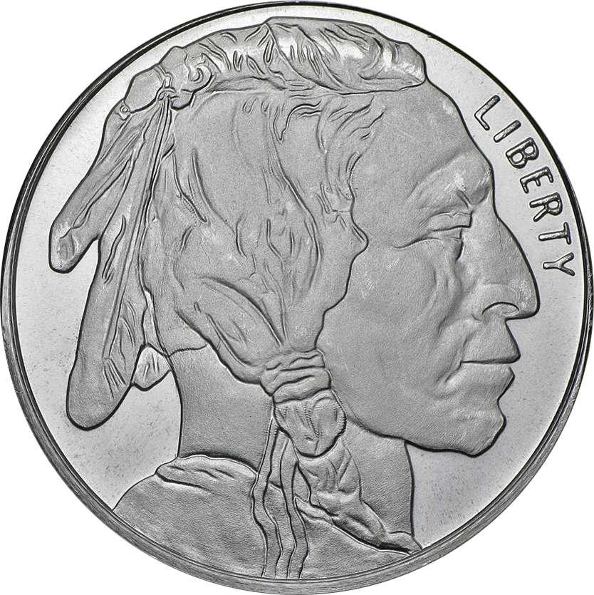 Buy Buffalo Silver Round