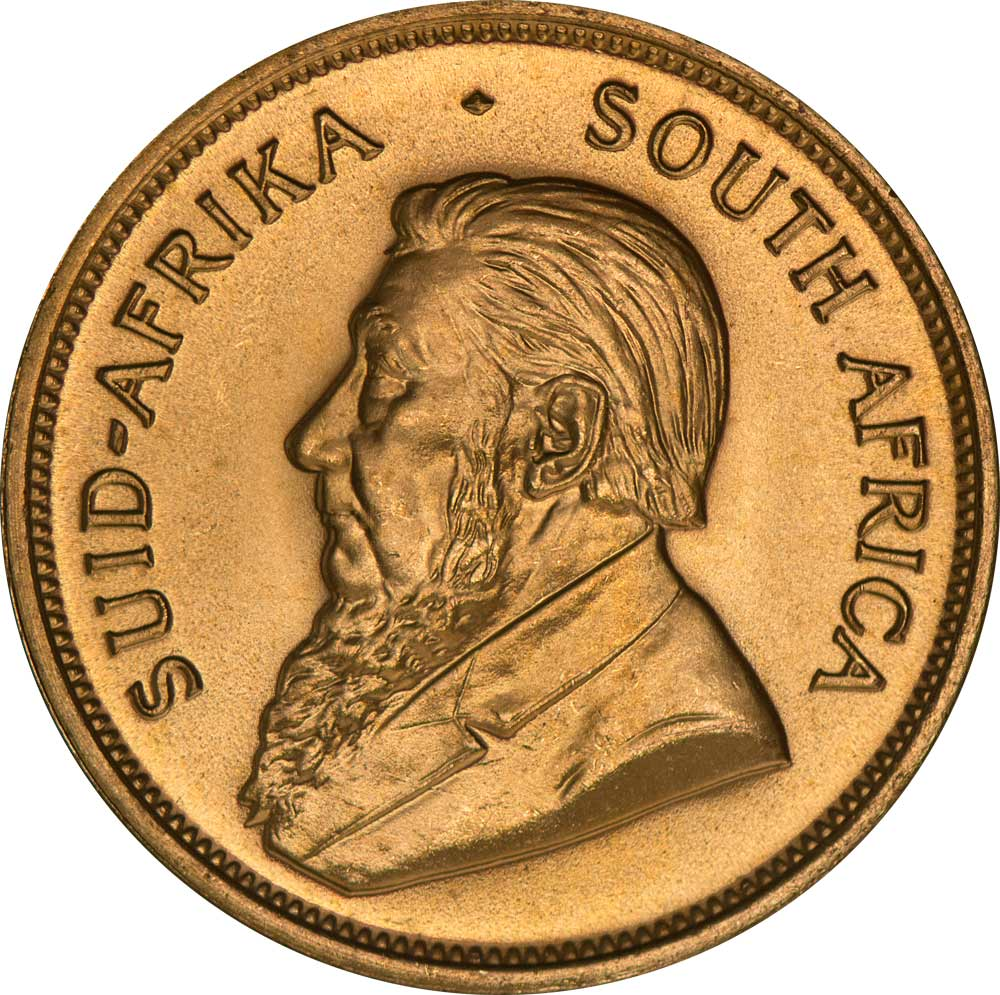 Buy South African Gold Krugerrand (Any Year)