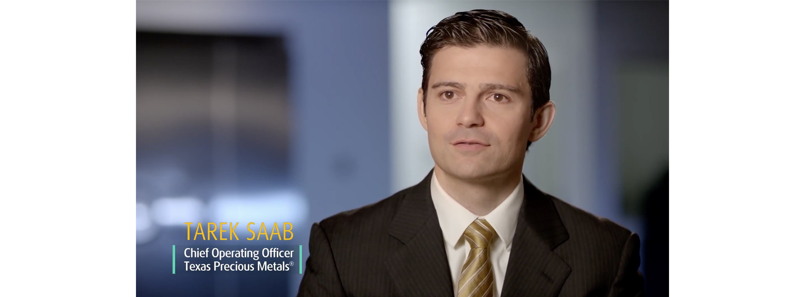TEXAS PRECIOUS METALS FEATURED IN UPS COMMERCIAL (VIDEO)!