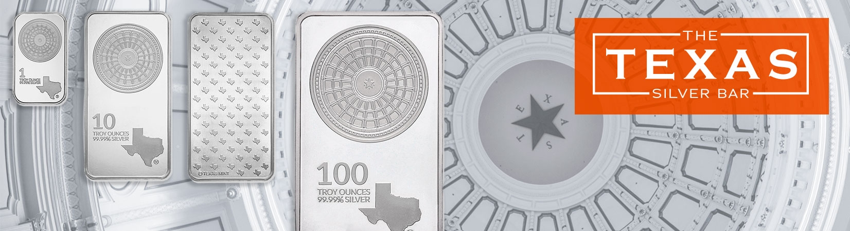 Silver Bullion Silver Bars Texas Precious Metals