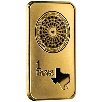 2018 Texas Gold Bar