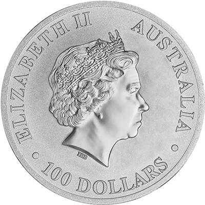 Buy 2018 Australian Platinum Kangaroo