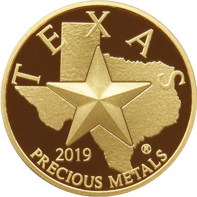 2019 Texas Gold Round