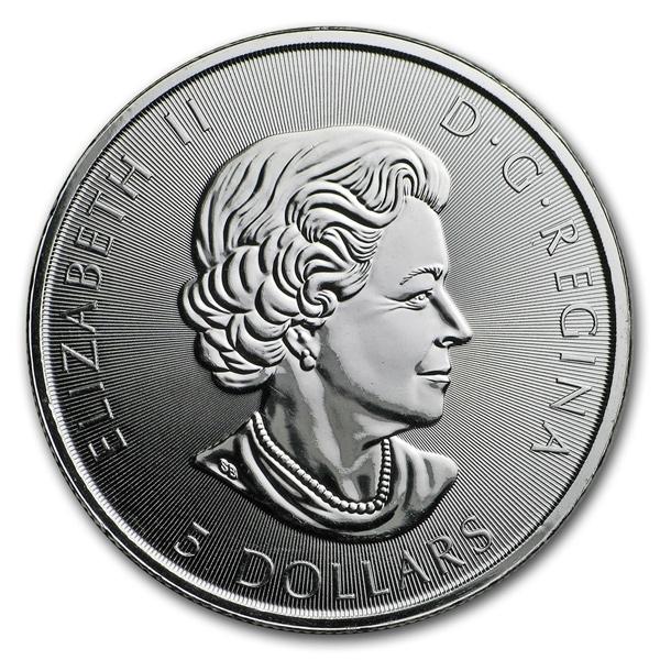 1 oz Canadian Silver 150 Special Edition Voyageur