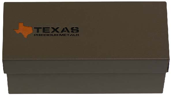 2016 Texas Silver Round Mini-Monster Box