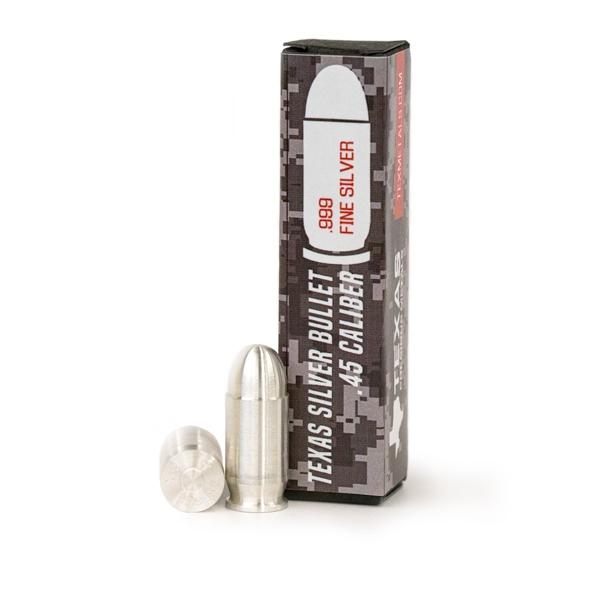Buy A Silver Bullet