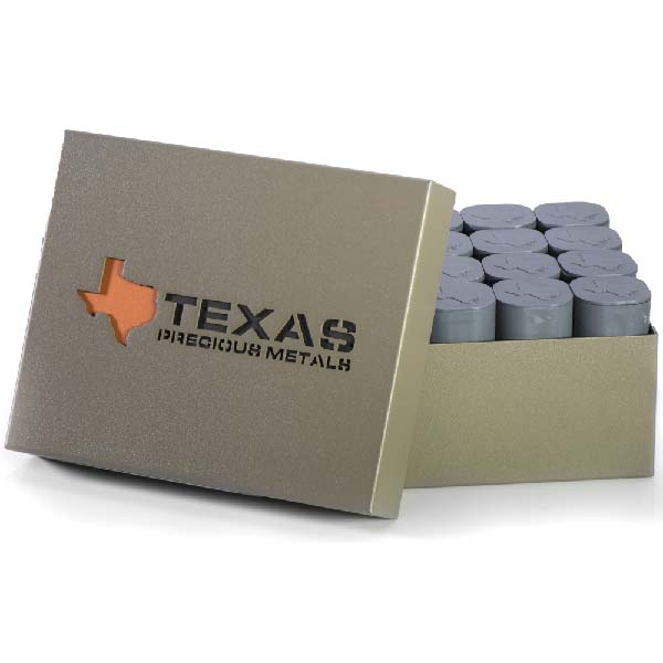 2016 Texas Silver Round Monster Box