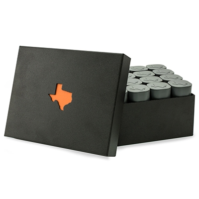 2020 Texas Silver Round Monster Box